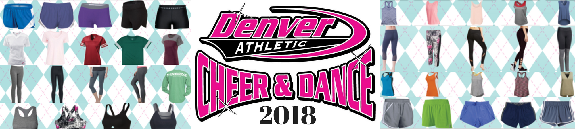Cheer and Dance Denver Athletic team specials