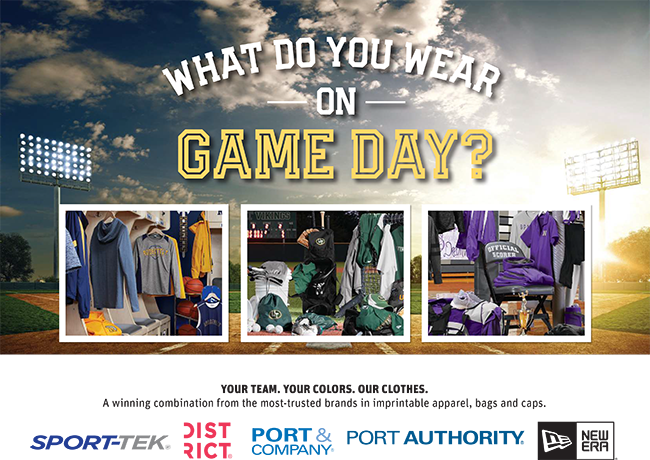 What do you wear on game day