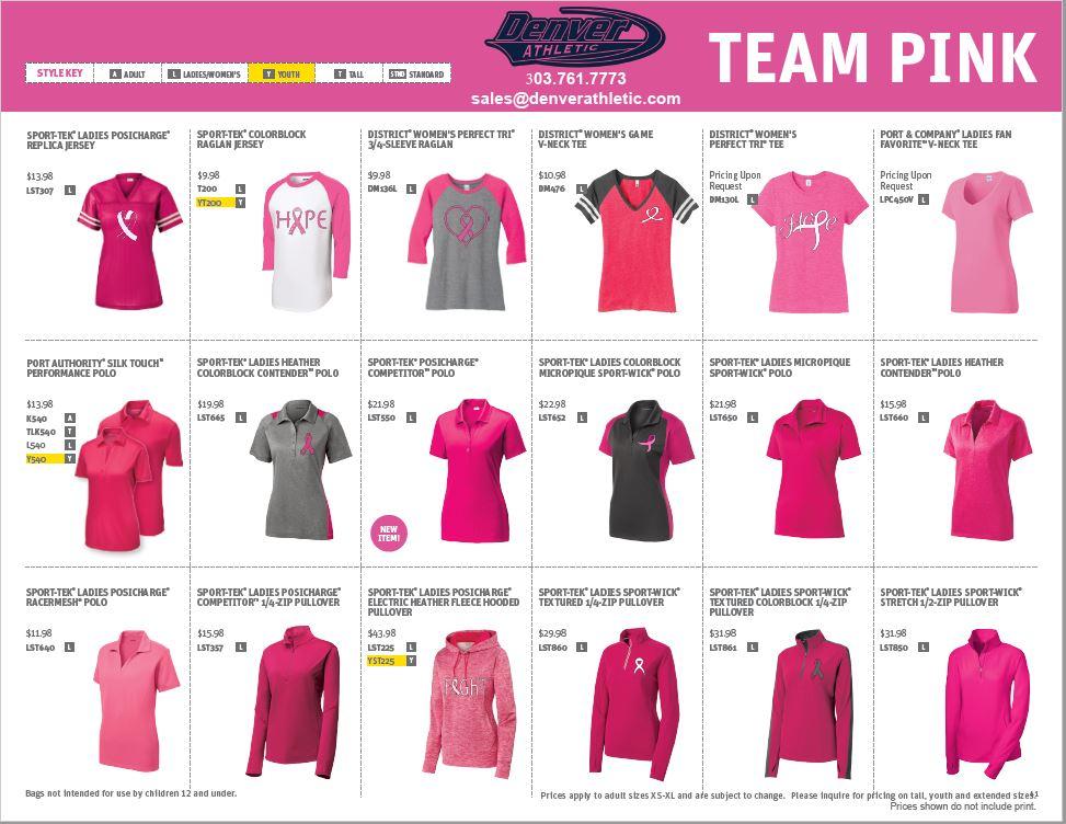 Team Pink 2