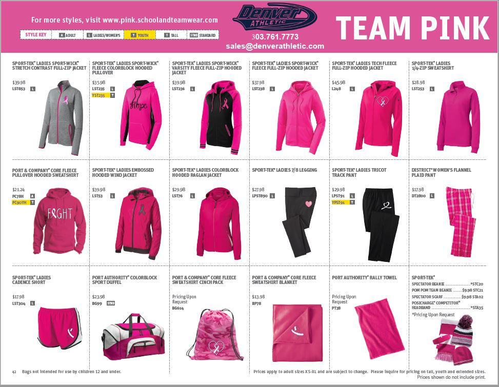 Team Pink 3