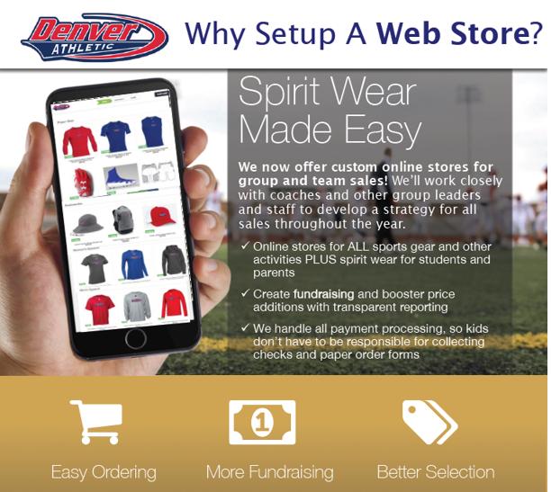Custom Web Store