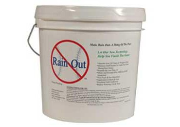 RAIN OUT - MUST HAVE for your field